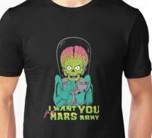 Mars recruitment Unisex T-Shirt