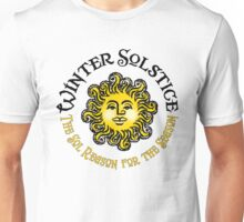 WINTER SOLSTICE -The Sol Reason for the Season Unisex T-Shirt