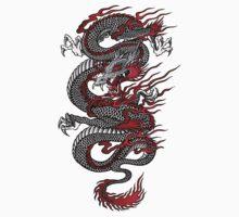 Asian Dragon One Piece - Short Sleeve