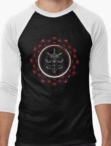 Zen Monster - Uhmm Men's Baseball ¾ T-Shirt