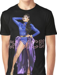 TATIANNA - CHOICES Graphic T-Shirt