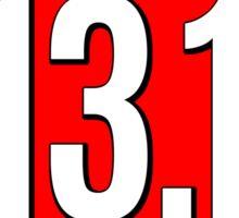 HALF MARATHON 13.1 RUNNING WALKING JOGGING ONLY HALF CRAZY 5K 26.2 10K Sticker