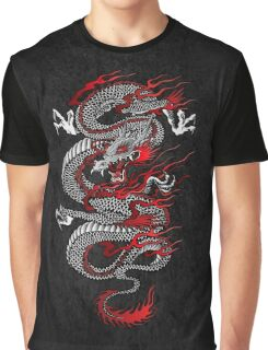 Asian Dragon Graphic T-Shirt