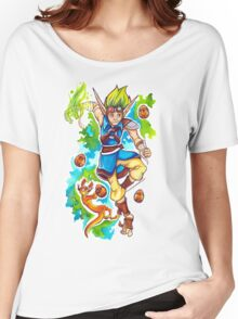 Jak and Daxter - Precursor Legacy Women's Relaxed Fit T-Shirt