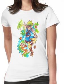 Jak and Daxter - Precursor Legacy Womens Fitted T-Shirt