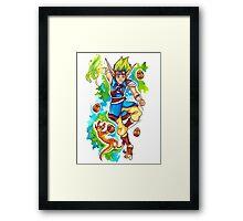 Jak and Daxter - Precursor Legacy Framed Print
