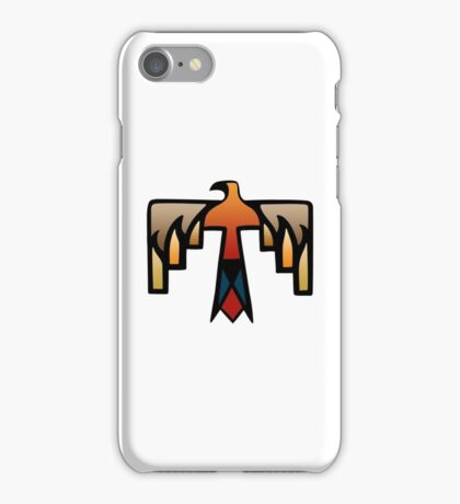 Thunderbird - Native American Indian Symbol iPhone Case/Skin