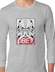 OBEY CTHULU Long Sleeve T-Shirt