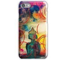 Sunrise Buddha iPhone Case/Skin