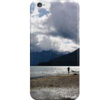 Walk Through Paradise iPhone Case/Skin