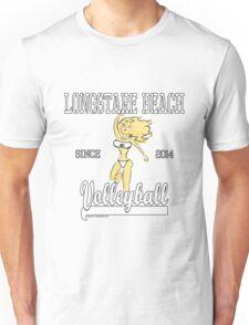 Little Monster Girl Retro Sport Design Unisex T-Shirt