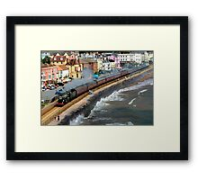 The Sunday Special Framed Print