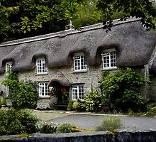 Chocolate Box Cottage by rodsfotos