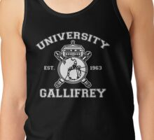 University of Gallifrey Tank Top