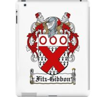 Fitz-Gibbon iPad Case/Skin