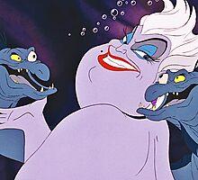 Ursula  by erinsheeranx
