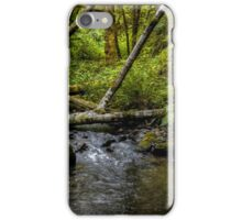 A Good Place To Stop  ~ Upper Whittaker Creek ~ iPhone Case/Skin