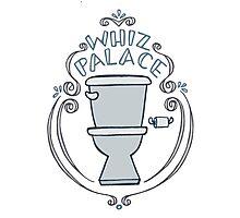 Whiz Palace Photographic Print