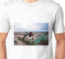 Rusty Come On (Fishing Boat Wreck, Yakan Point, Haida Gwaii, British Columbia, Canada) Unisex T-Shirt