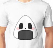 Surprised Onigiri Unisex T-Shirt