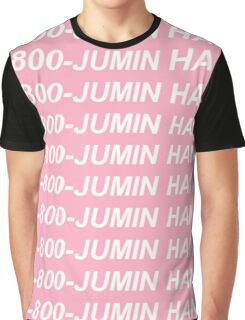 1-800-JUMIN HAN Graphic T-Shirt