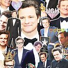 colin firth collage by cocosuspenders