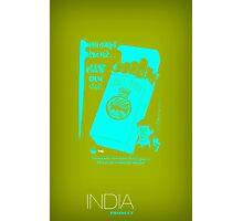 India Product Taj Photographic Print
