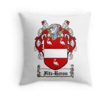 Fitz-Heron Throw Pillow