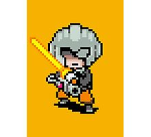 The Masked Man - Mother 3 Photographic Print