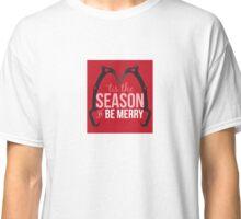 Tis The Season - Ice Climbing Classic T-Shirt