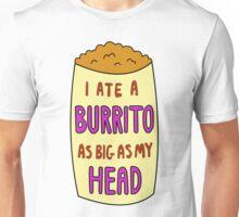 Burrito Unisex T-Shirt