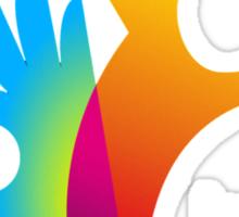 Basketball World Cup 2014 big logo Sticker
