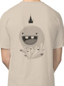 King Lip of the Squiggles (Transparent for Light Tees) Classic T-Shirt