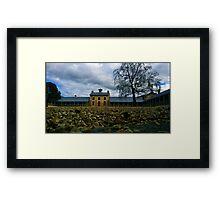 Willow Court, New Norfolk, Tasmania Framed Print