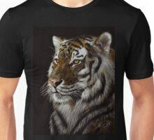 Siberian Tiger Portrait Unisex T-Shirt