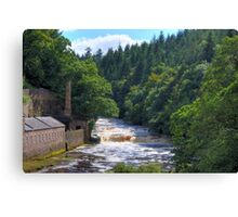 The Clyde Canvas Print