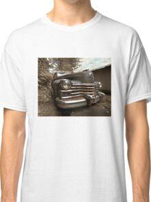 Abandoned 1948 Cadillac Limo Classic T-Shirt