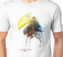 Lost a marabou's feather  Unisex T-Shirt