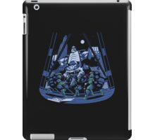 TMNT vs Krang iPad Case/Skin