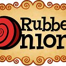 RubberOnion Logotype with Border and Fill by RubberOnion