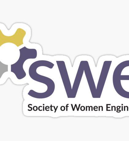 Society of Women Engineers Sticker