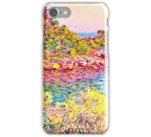 Monet's Montecarlo - Full iPhone Case/Skin