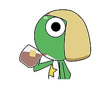 Keroro Tea Photographic Print
