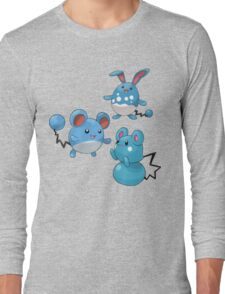 Marill Evolutions Long Sleeve T-Shirt