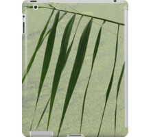 Green by Elisabeth and Barry King™ iPad Case/Skin