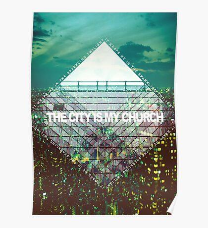 M83 - Midnight City Poster