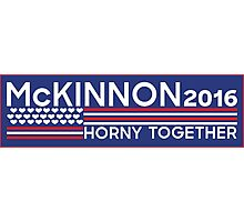 Kate McKinnon 2016 - Horny Together Photographic Print