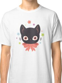 Pink Bow Kitty Classic T-Shirt