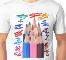 Colouring Time Unisex T-Shirt