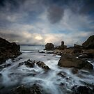 Macduff Coast by Roddy Atkinson